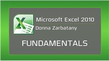 Image of Microsoft Excel 2010: Fundamentals