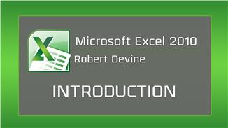 Microsoft Excel 2010: Introduction