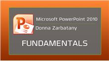 Image of Microsoft PowerPoint 2010: Fundamentals