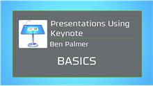 Image of Presentations Using Keynote: Basics