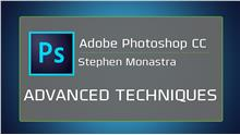 Image of Adobe Photoshop CC: Advanced Techniques