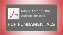 Image of Adobe Acrobat Pro: PDF Fundamentals