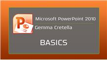 Image of Microsoft PowerPoint 2010: Basics